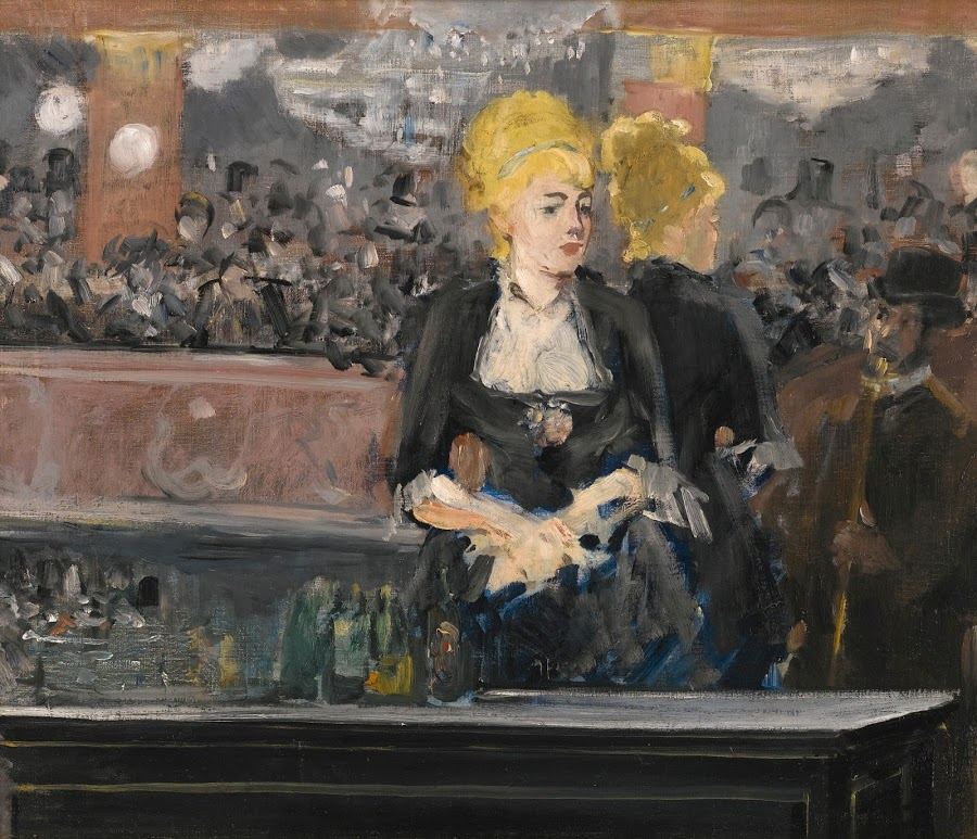 Edouard Manet «A Bar at the Folies-Bergere» 1881