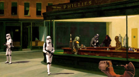 nighthawks-diner-star-wars