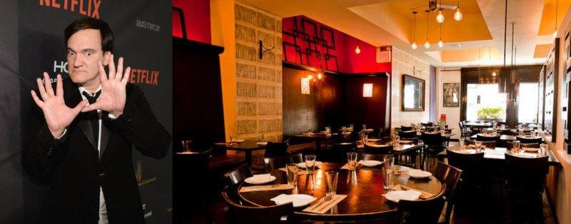 Квентин Тарантино-ресторан Do Hwa