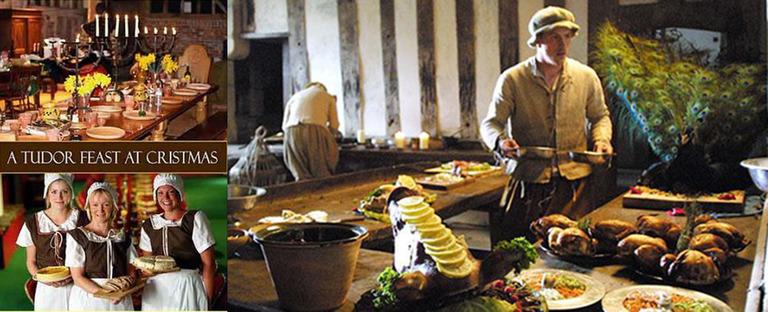 докум фильм-Рождественский пир эпохи Тюдоров