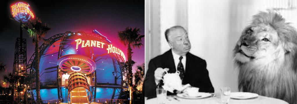 рестораны звезд голливуда