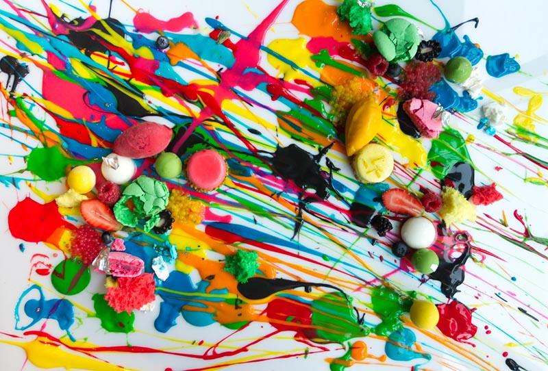 абстрактный десерт от Яна Бернарда Лежара 800 х 542