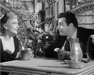 кадр фильма Синяя гардения (1953)
