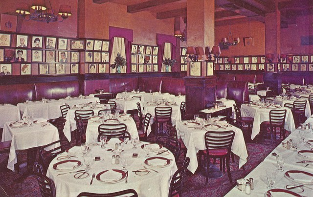 ресторан Sardi's