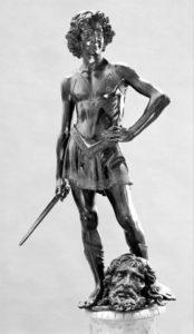 скульптура Давид Верроккьо