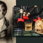 Бёрнс, хаггис и виски-сайт ARTотека еды