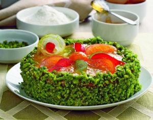 вариант сицилийского торта чревоугодия