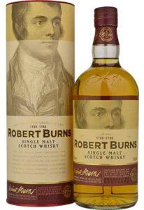 """виски """"Роберт Бёрнс"""""""