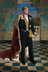 Портрет короля Вильгельма Александра
