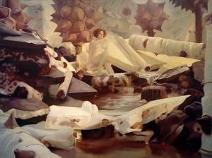 Уилл Коттон Шоколадный лес