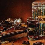 шоколад в картинах