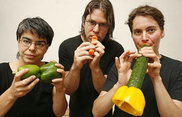 """The Vegetable Orchestra"""