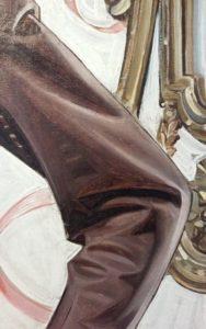 Leyendecker-easter-деталь оригинальной пасхальной обложки