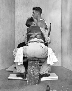 real_art_Norman Rockwell-