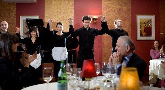 парижский музыкальный ресторан bel canto