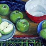яблоки в картинах и цитатах_www.art-eda.info