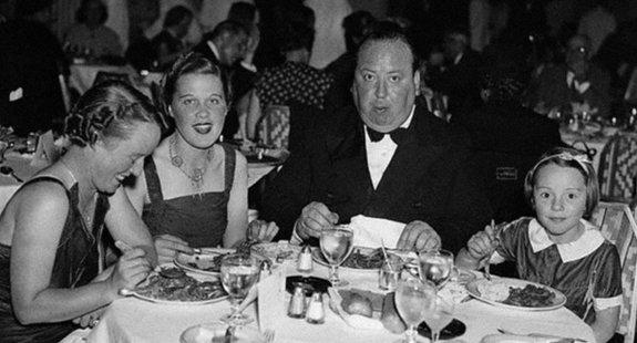Альфред Хичкок в Нью-Йорке в августе 1937 года.