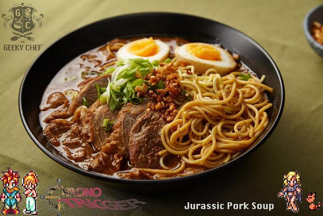 jurassic pork soup