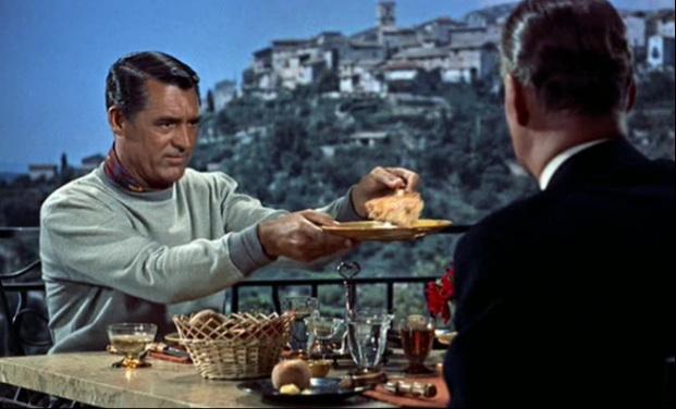 кадр из фильма Поймать вора_To Catch a Thief (1955)