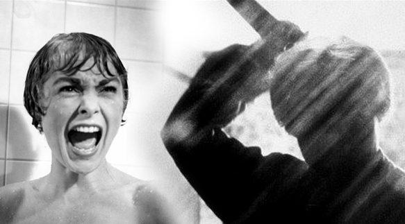Сцена в душе_Психо_1960