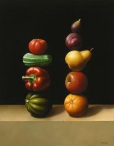 Jacob A. Pfeiffer, Хорошо сбалансированная диета