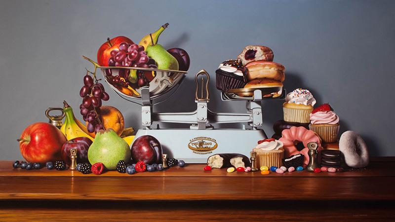 Susan Harrell. Сбалансированная диета