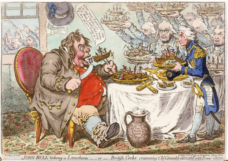 james-gillray-cartoons