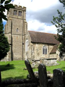 Anglican All Saint's Church, Biddenden