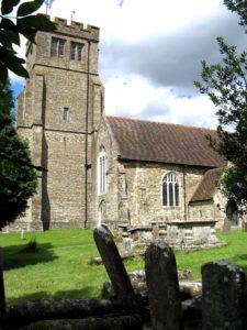 Anglican All Saint's Church, Biddenden