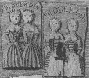 Biddenden Maids Cake