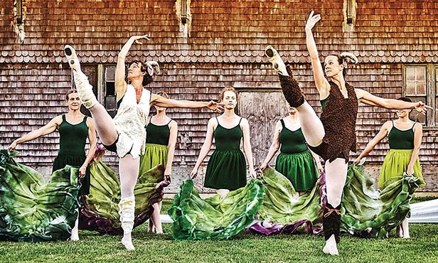Farm to Ballet