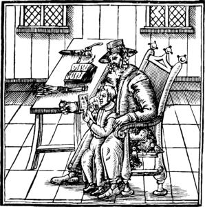 Hornbook (1622)