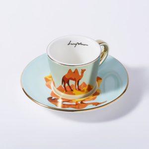 luycho-mirror-cup-животные-Двугорбый верблюд_espresso