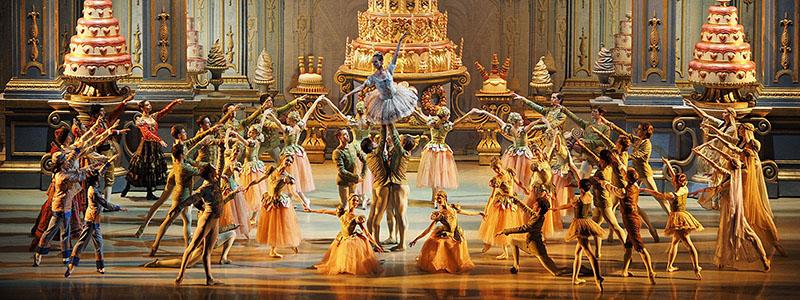 Щедкунчик Новосибирский Государственный Академический театр оперы и балета