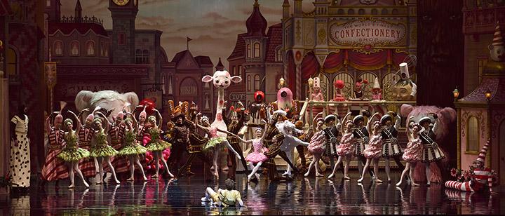 Балет Взбитые сливки_Американский театр балета