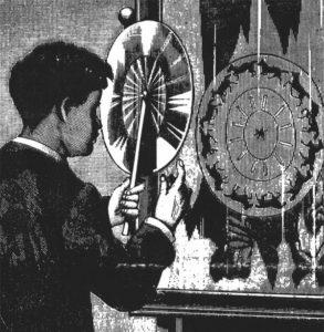 оптическая игрушка жозефа плато 1832 год
