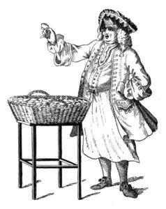 продавец пряников-рис хогарда форда