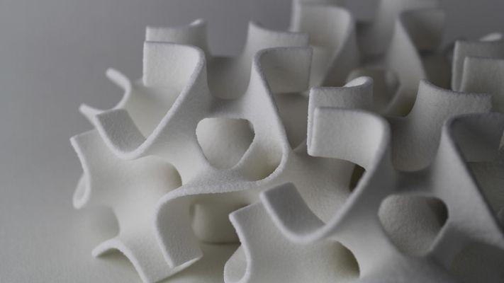 3D-печатные формы продуктов питания