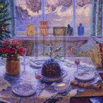 Рождество в литературе и живописи-art-eda.info