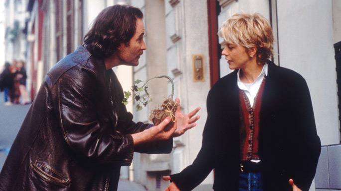 Кадр из фильма Французский поцелуй (French Kiss, 1995)