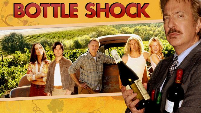 постер фильма «Bottle Shock»