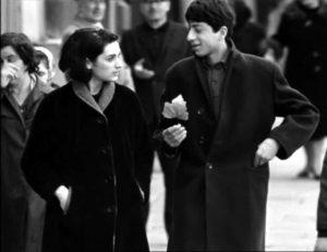 сцена из фильма Листопад (1966)