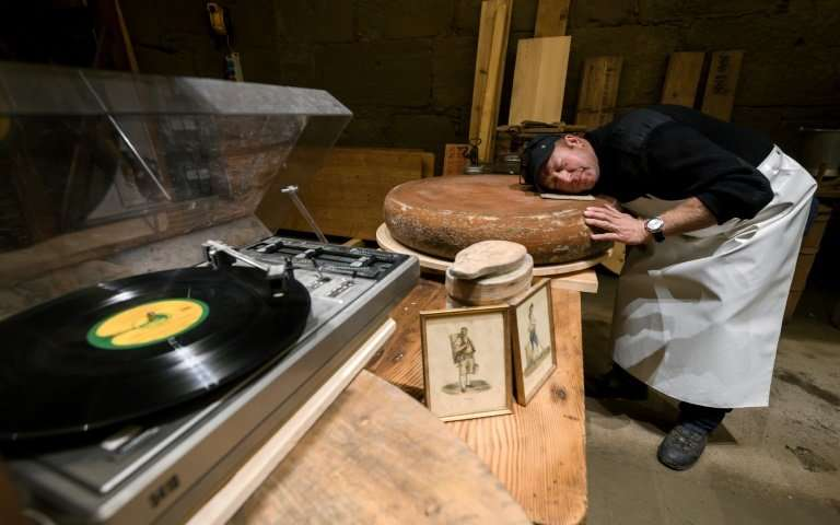 Бит Вампфлер, сыр и музыка