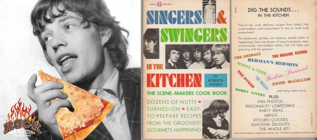 кулинарная книга рок музыкантов 60х