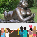 толстяки как объект искусства
