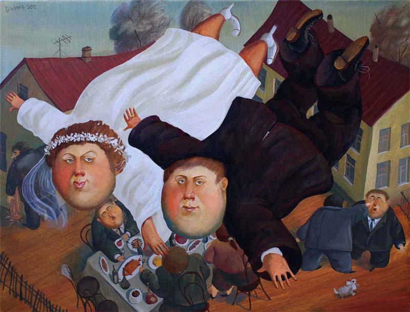 картина Бориса Иванова