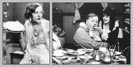 мейбл норманд и роско арбакл-шум из глубины-1913