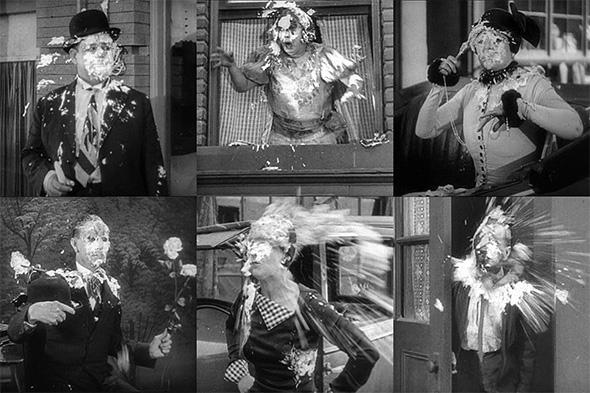 кадры фильма Битва века 1927