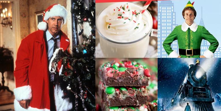 классические рождественские комедии-микст