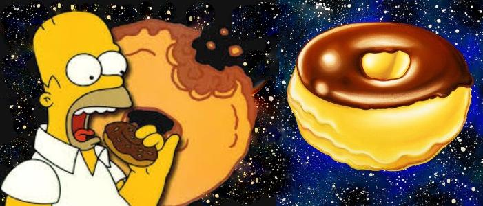 всемирная история пончика-гомер симпсон